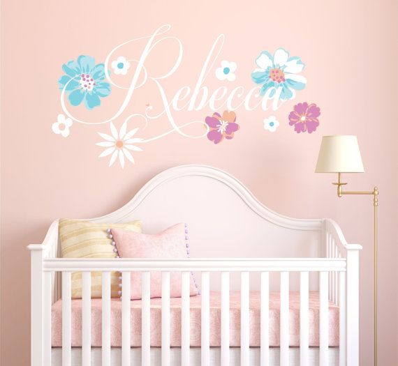 Luxury Nursery Kids Room decor 1 Samuel wall decal crib For This Child We Prayed Wall Decal Bible Scripture Christian [White & Carnation Pink] Nursery Décor Baby HD - Luxury baby room decals Trending