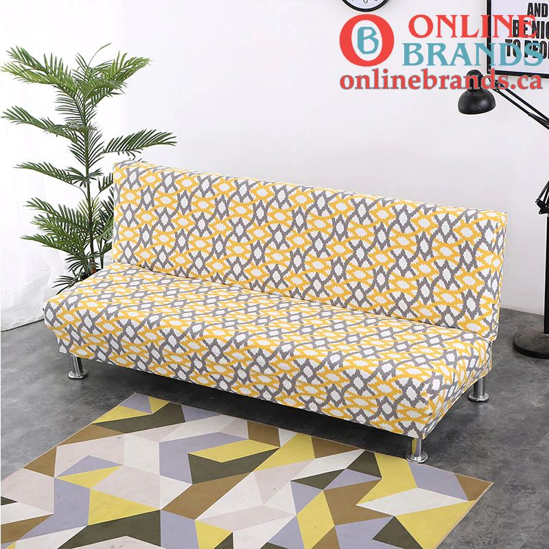 Pattern sofa cover for folding sofa Couch covers for