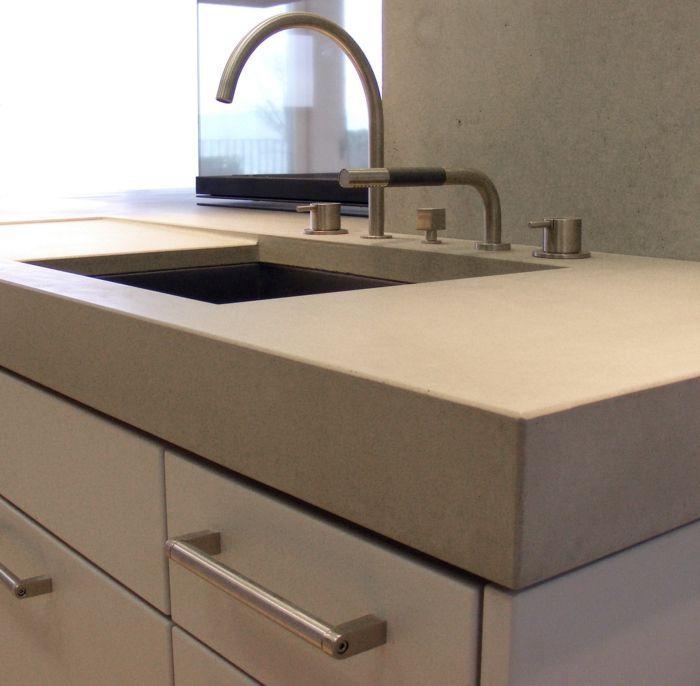 perfekte kanten und optik von betob Küche Möbel - Küchen