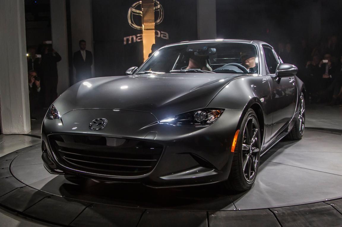 2017 mazda mx 5 miata rf Mazda Pinterest