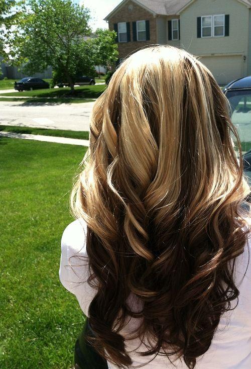 Elegant Temporary Hair Color Brown