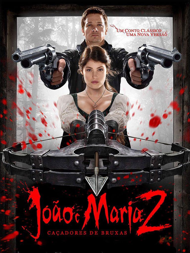 Paramount Confirma Joao E Maria Cacadores De Bruxas 2 Joao E Maria Filme Filmes Online Gratis Filmes On Line