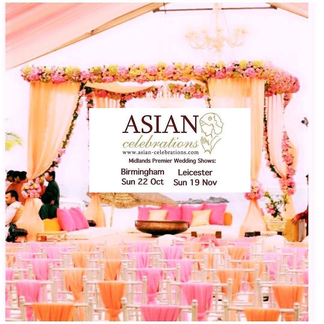 Asian wedding fair leicester