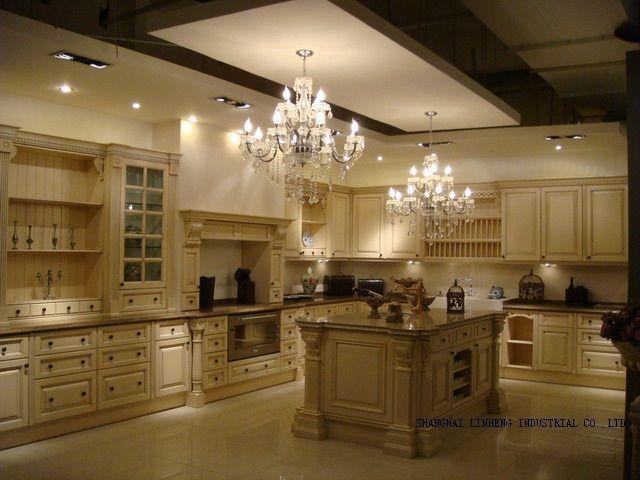 Unique solid Wood Kitchen Cabinets Review