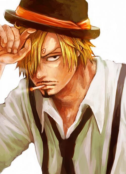Sanji,Black Leg,Straw Hat Pirates - One Piece,Anime