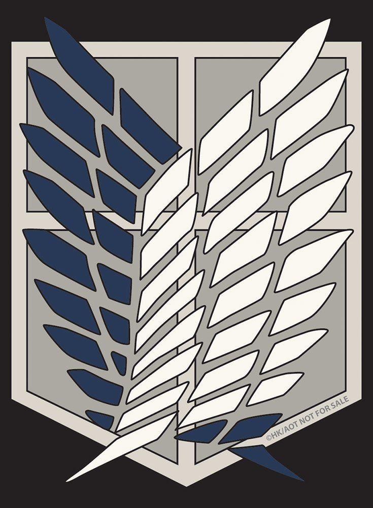 attack on titan scout regiment symbol Google Search