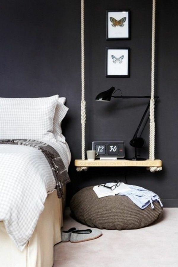 nachttisch design und dekoartikel passend f r jedes schlafzimmer pinterest nachttisch. Black Bedroom Furniture Sets. Home Design Ideas