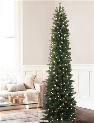 finest selection 888f3 e542d Sonoma Slim Pencil Tree | cristmas | Pencil christmas tree ...