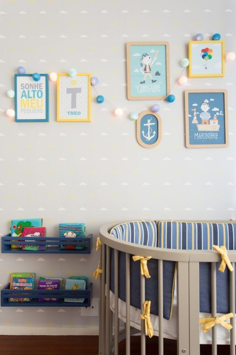 Quarto de menino deco express baby room pinterest for Deco quarto