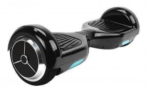 Гироскутер Iconbit Smart Scooter 6.5 черный