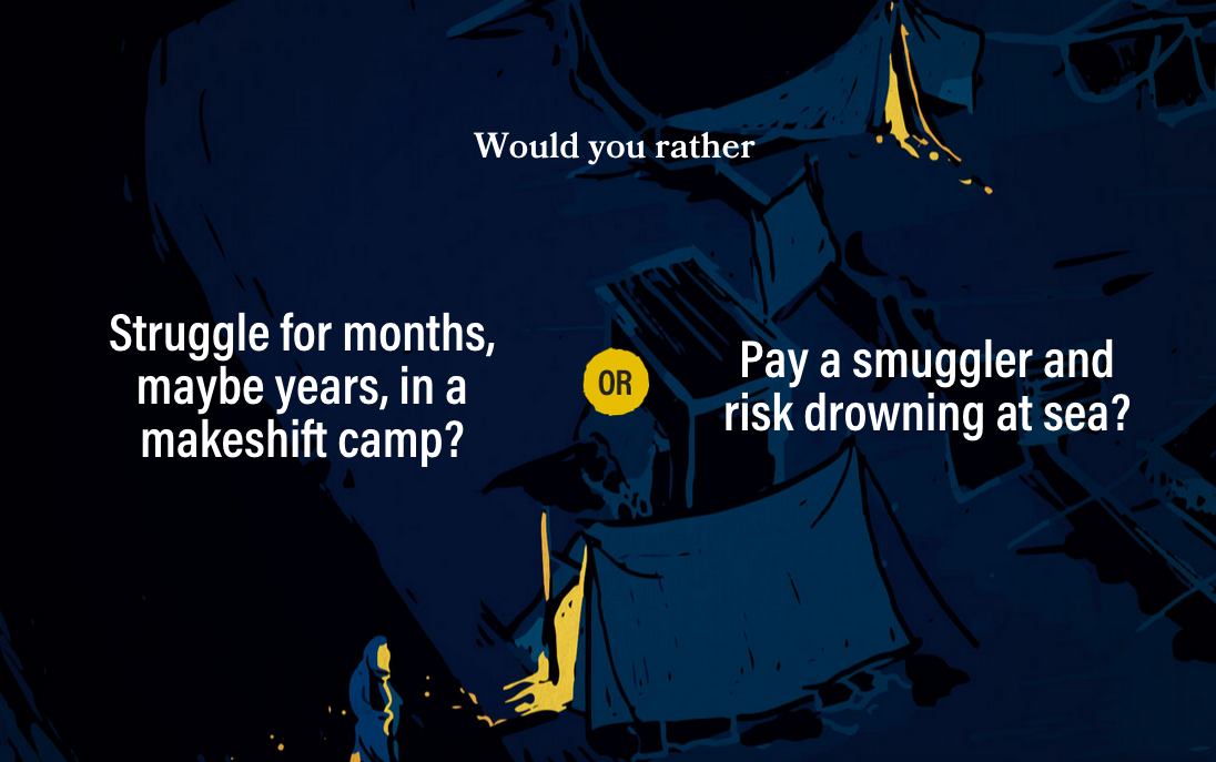 'Would You Rather' Quiz Highlights Impossible Choices