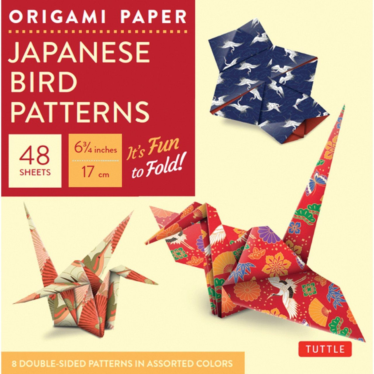 Photo of Small Japanese Bird Origami Paper