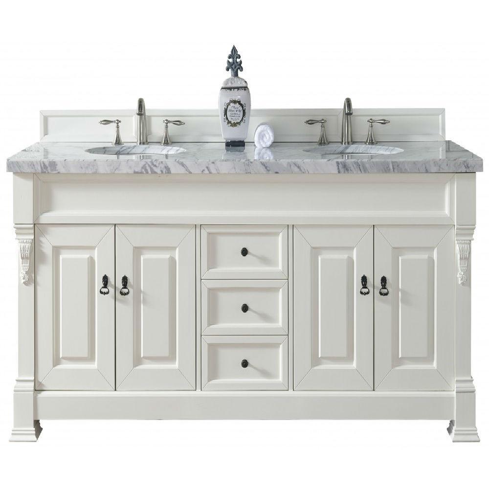 Great Gray Polished Hardwood Double Sink Vanity With Walnut Wooden Top As Well As Sq Bathroom Vanities Without Tops Unique Bathroom Vanity Bathroom Sink Vanity