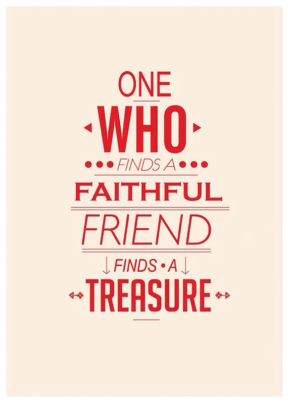 Faithful Friendship Friendship Quotes Quotes Friendship Quotes