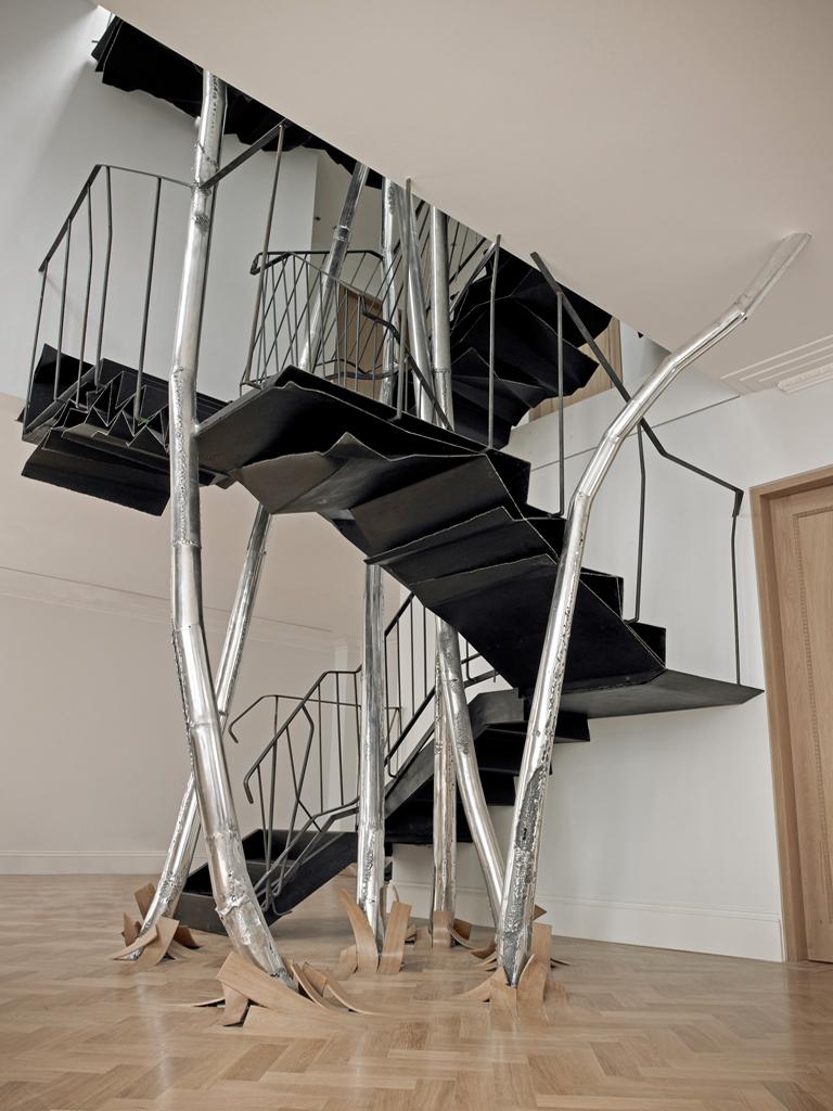 high tech stairs | high tech | pinterest | staircase design
