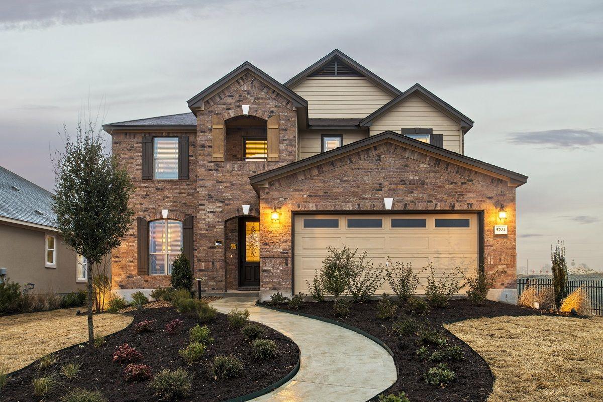Siena, a KB Home Community in Round Rock, TX (Austin / San Marcos ...