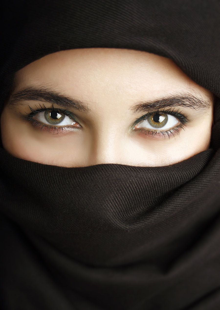 The Beauty Of Hijab Niqab Most Beautiful Eyes Lovely Eyes