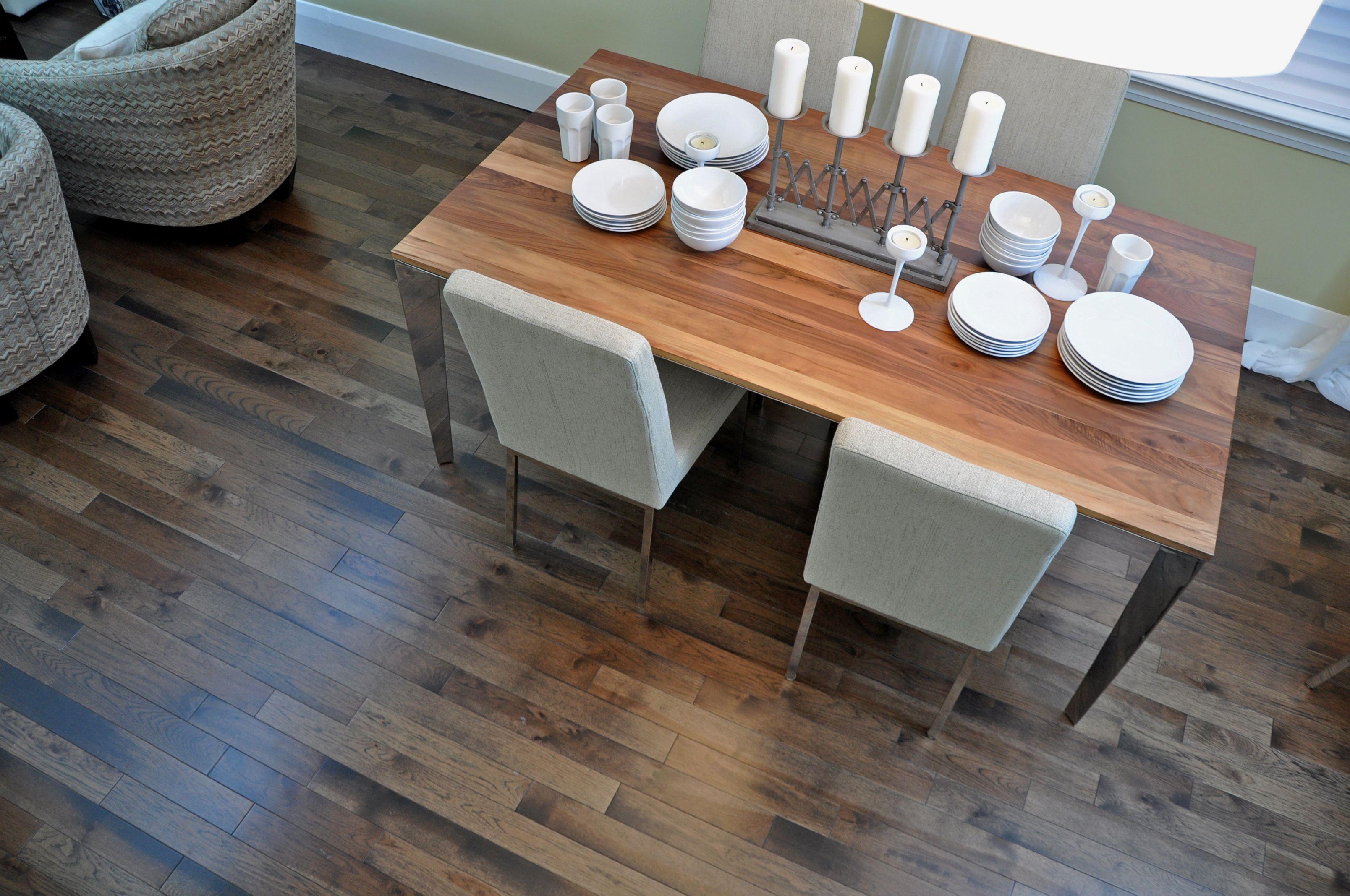 Hardwood Floor Color From Mercier Wood Flooring With Images Hickory Flooring Mercier Wood Flooring Flooring Inspiration