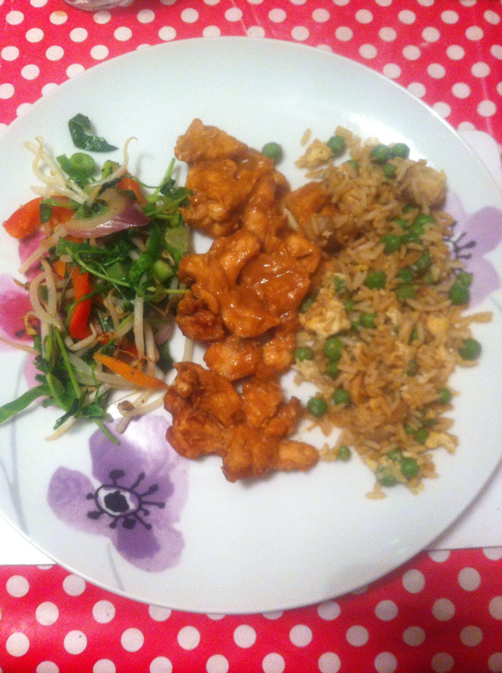 Slimming World Satay Chicken Serves 4