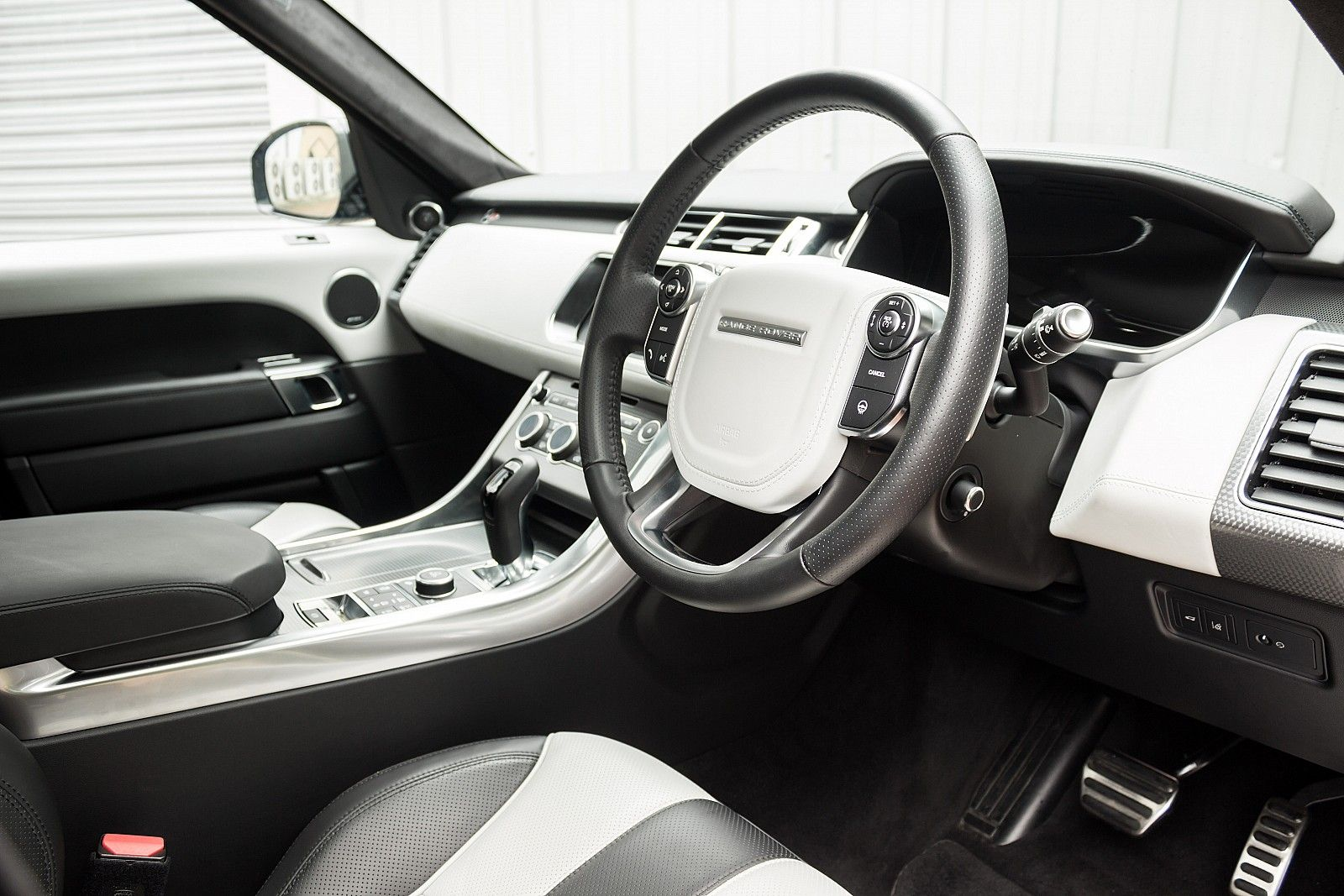 Range Rover Sport SVR Lusso Prestige Ltd United
