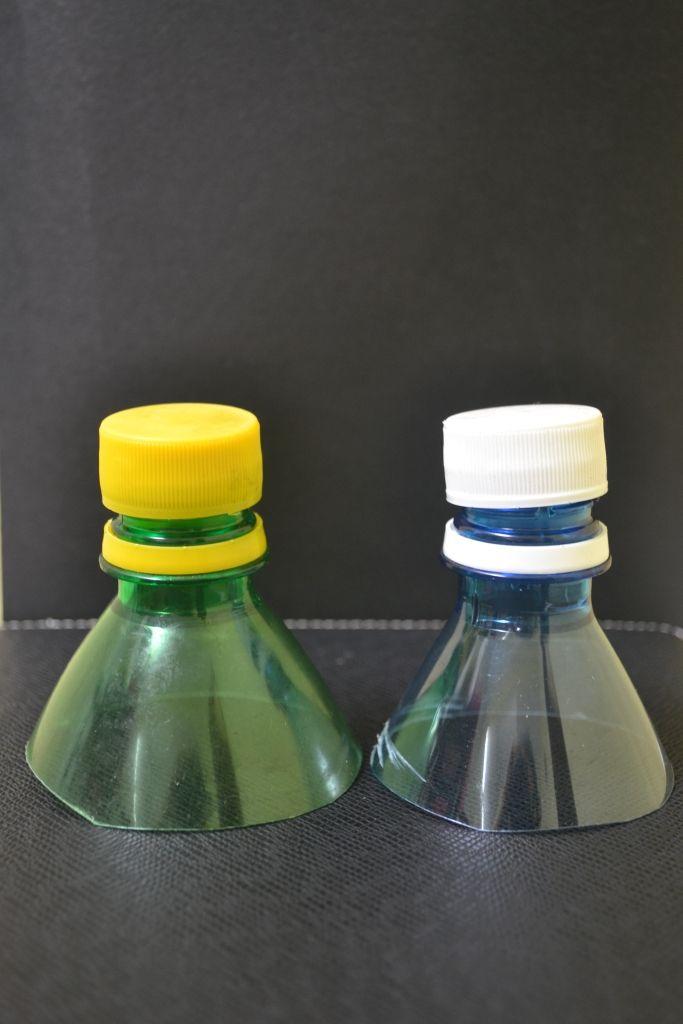 Through The Kitchen Door Reuse your plastic