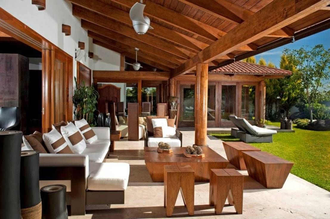 Style De Veranda Moderne your essential guide to doing rustic styling well | house