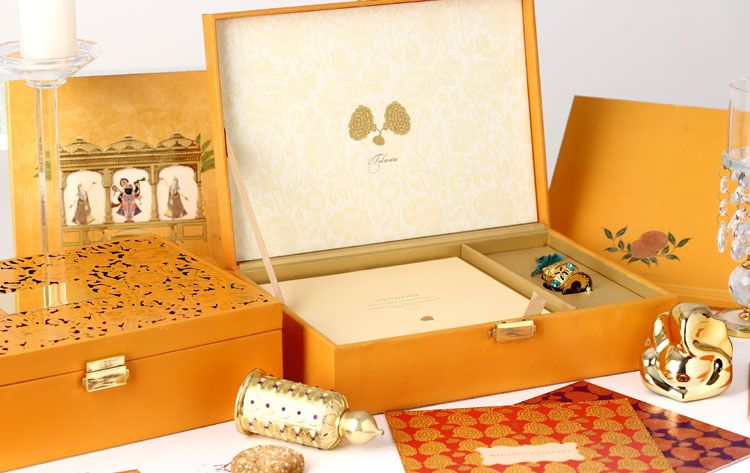 Rupali Abhishek Discount Wedding Invitations Indian Wedding