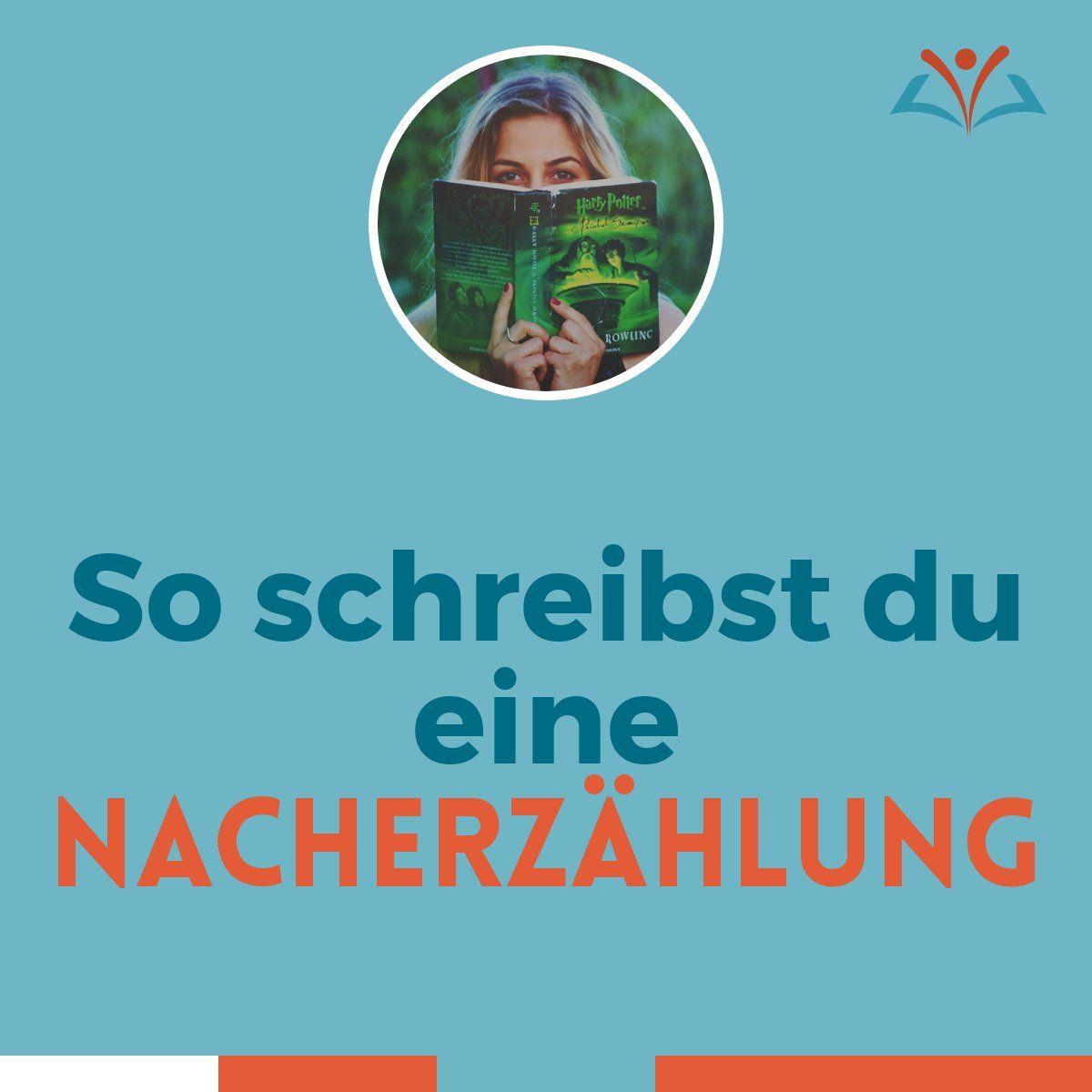 Nacherzählung Magazin Nachgeholfende Pinterest Deutsch