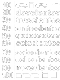 Imagen Relacionada Escritura De Numeros Actividades De Escritura Matematicas Tercer Grado