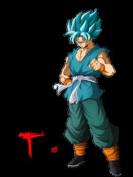 Goku End Of Z By Theo001 Dragon Ball Super Manga Dragon Ball Super Goku Dragon Ball Art