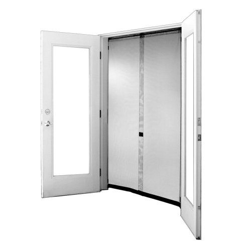 Bug Off 72 By 80 Instant Screen Reversible Fits French Doors And