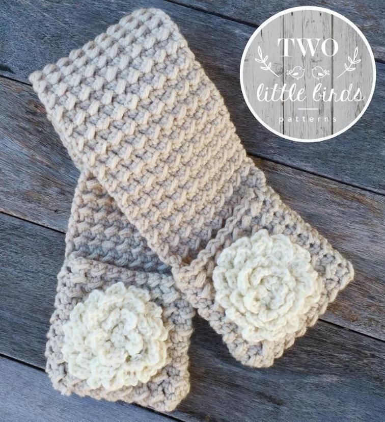 9 Crochet Scarf With Pocket Patterns | Scarf crochet, Scarves and ...
