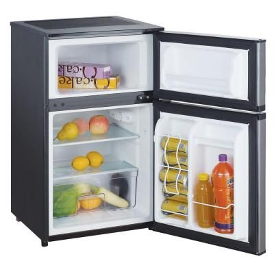 Magic Chef 3 1 Cu Ft Mini Refrigerator In Black Hmdr310be The Home Depot Magic Chef Mini Fridge Aesthetic Room Decor