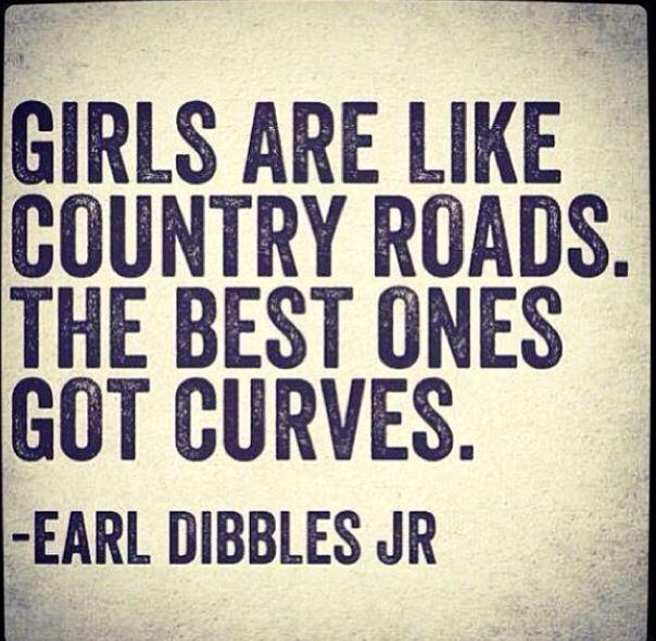 best ones got curves