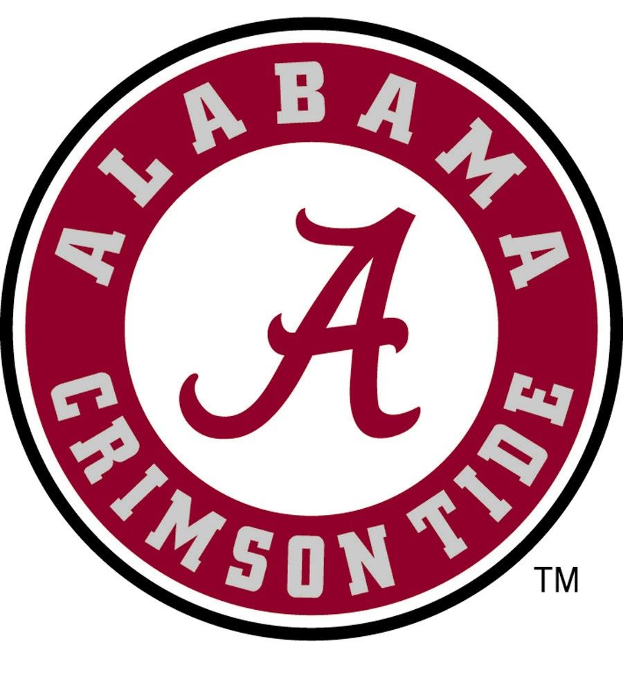alabama logo pinterest alabama crimson tide and alabama crimson rh pinterest com Alabama Logo Clip Art alabama football logo pictures free