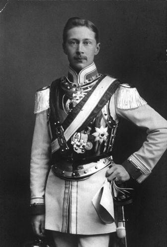 Kronprinz Wilhelm von Preussen --- Commander of the German 5th Army in WWI.
