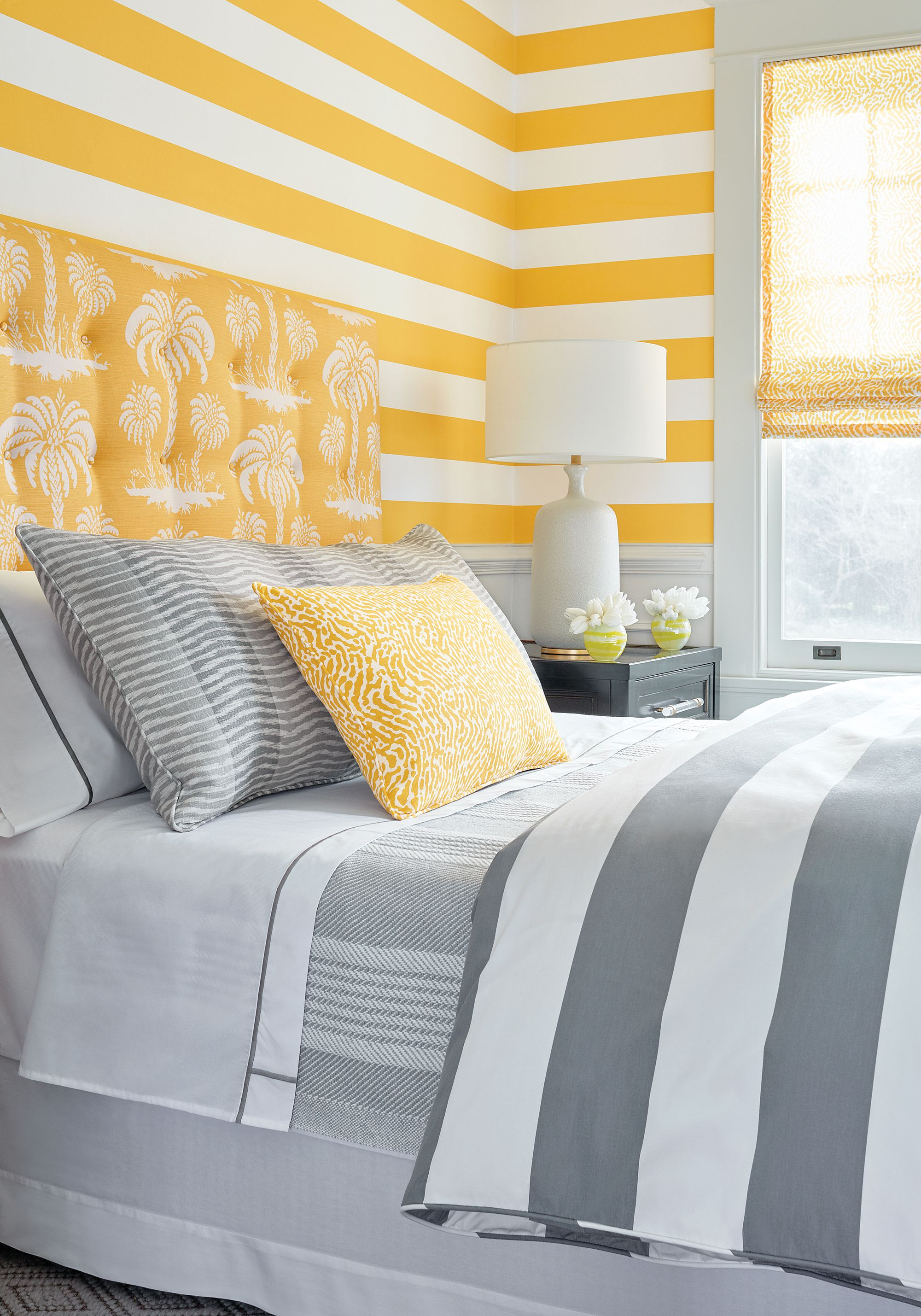 Summer Stripe from Summer House Collection | THIBAUT | Pinterest ...