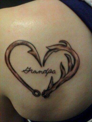 Grandpa memorial tattoo. Miss you | Tattoo ideas ...
