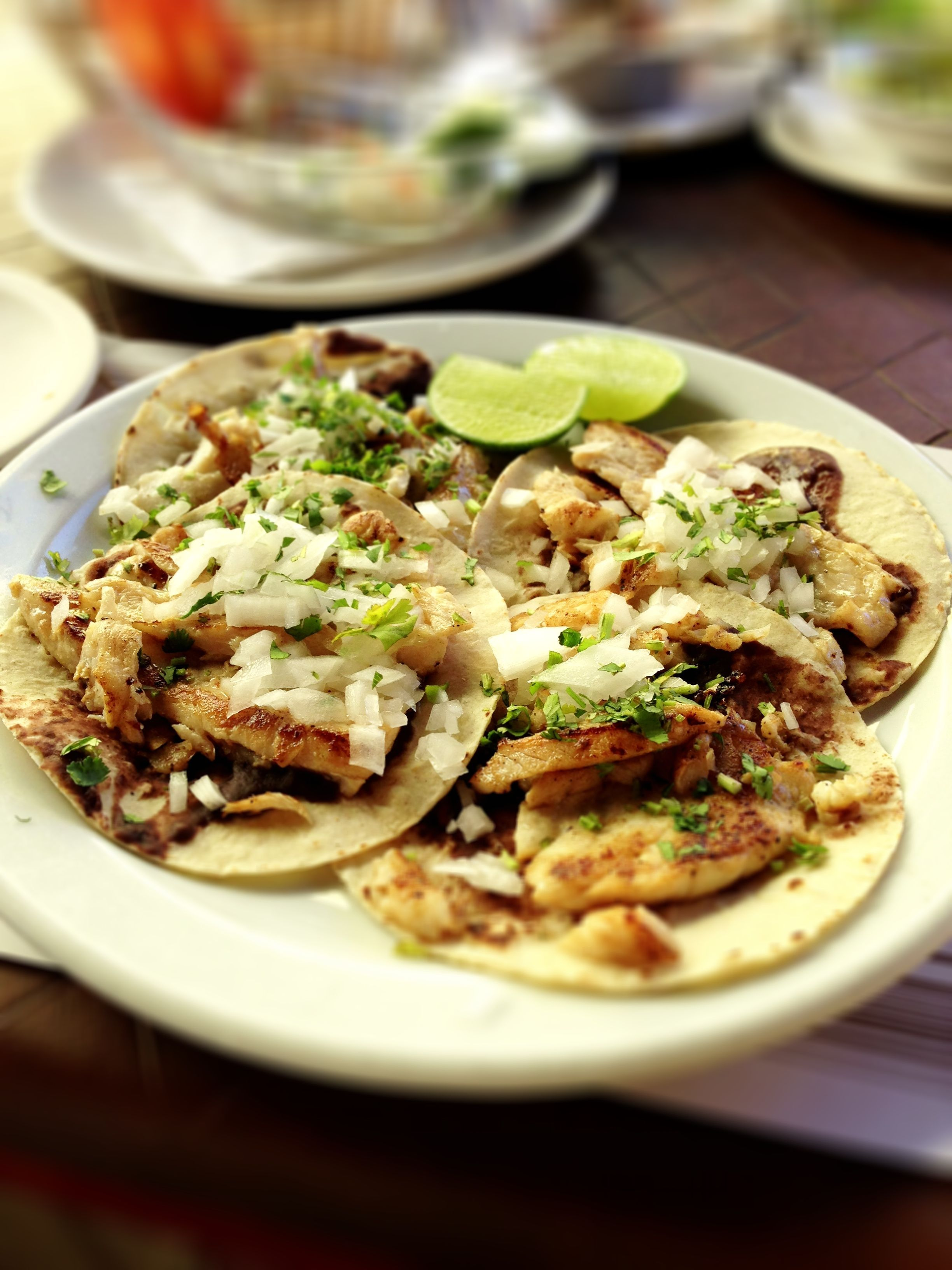 Casa Denis Restaurant In San Miguel De Cozumel Grilled Fish Tacos Snapper Fantastic Food Great Service And Atmosph Food Snapper Recipes Grilled Fish Tacos