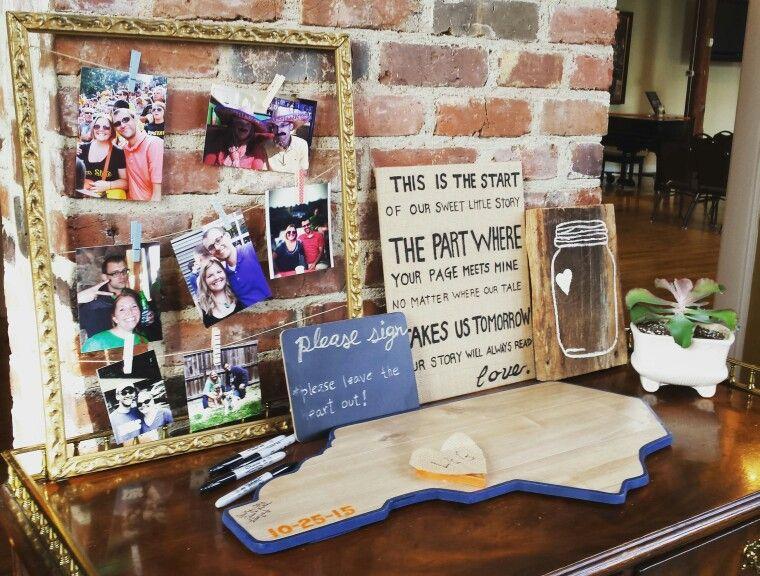 Greensboro NC Wedding Venue Ncwedding Guestbook Greensboroweddings