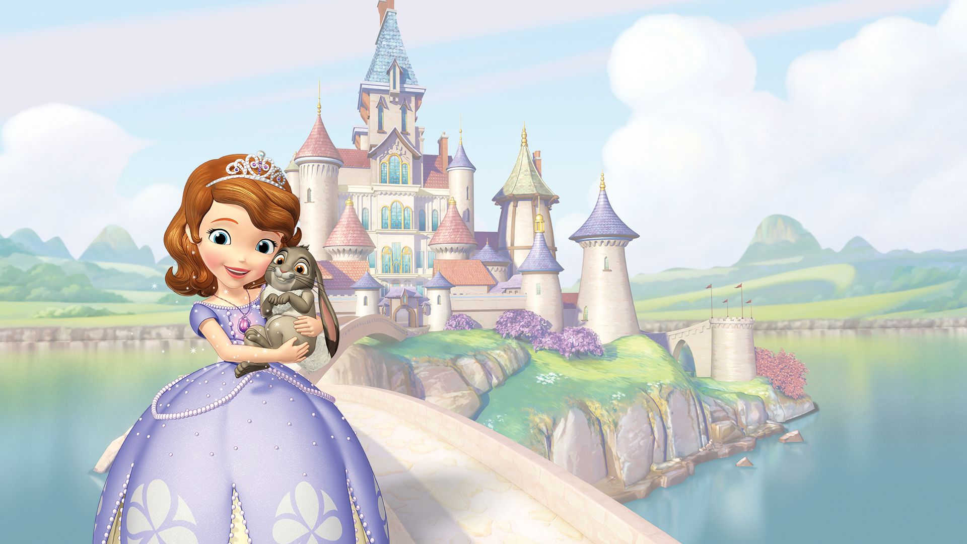 Мультик с принцессами картинки