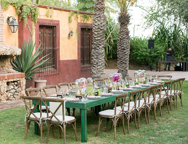 Colorful Cabo San Lucas Birthday Party - Inspired By This