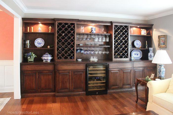 living room wine cabinet built ins cabinets built ins walling rh pinterest com dining room wine storage