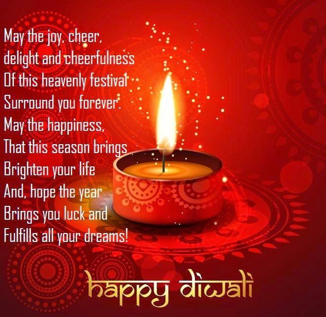 Happy Deepavali Quotes In English
