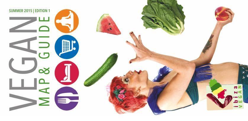 FlipSnack | Ibiza Vegan Guide - Summer 2015  by Manuel Lynch