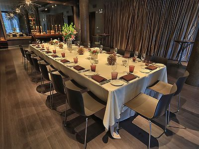 Find This Pin And More On Private Dining Room Interior By Sepiachicago.