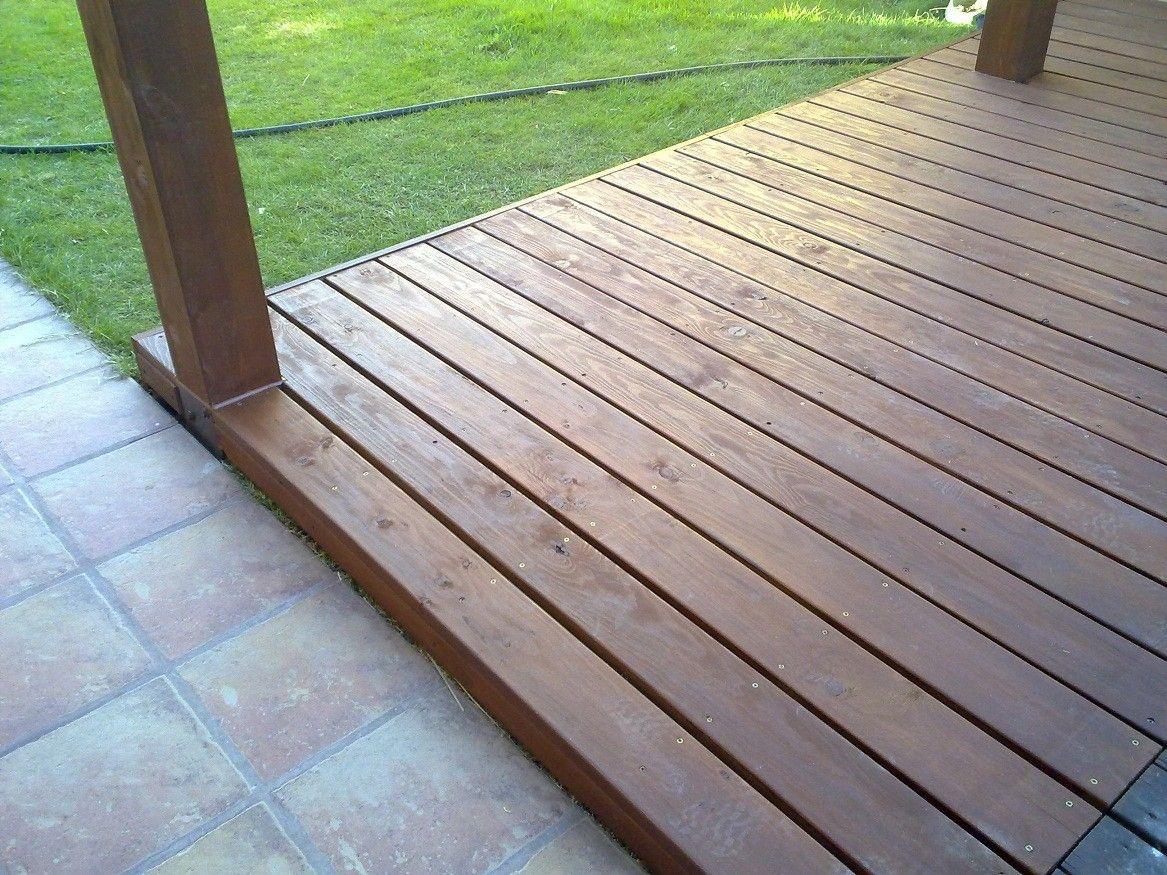 Casetas tarimas exteriores suelos y forrados - Suelo exterior madera ...