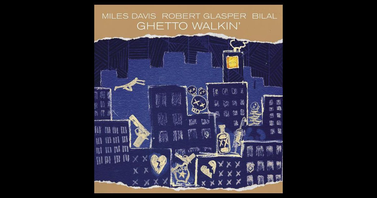 So ready for this project to drop in May! Robert Glasper