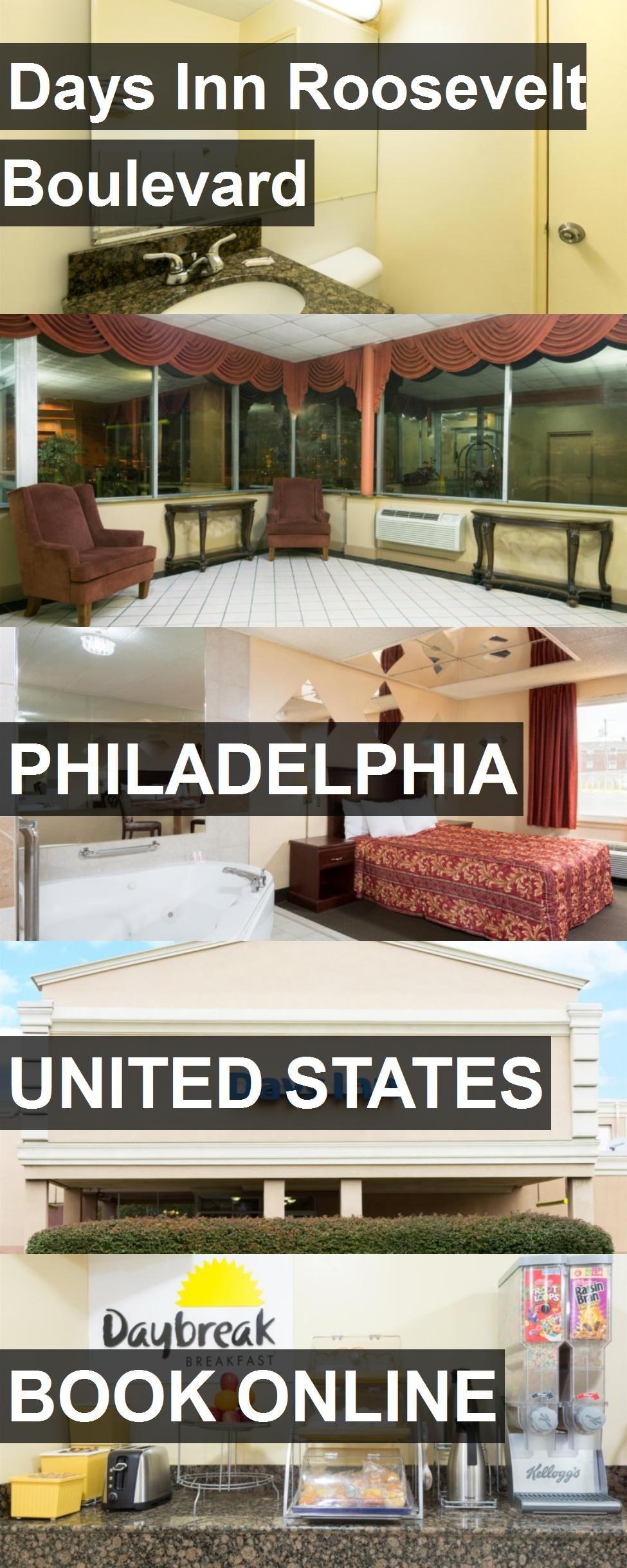 Hotel Days Inn Roosevelt Boulevard In Philadelphia, United