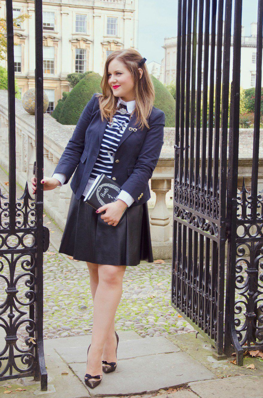 Preppy Fashion Style